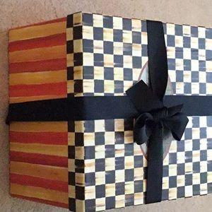Mackenzie childs gift box